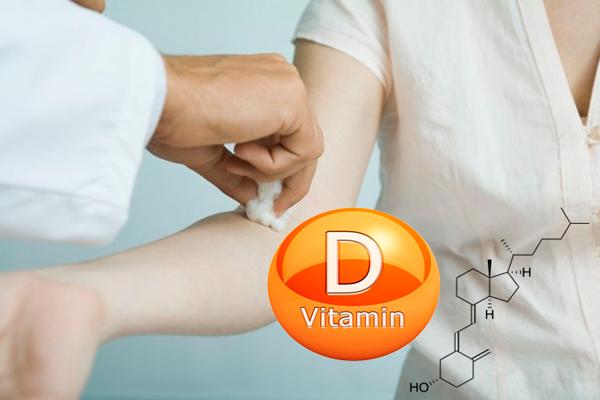 Анализ крови на Витамин D со скидкой 50 %