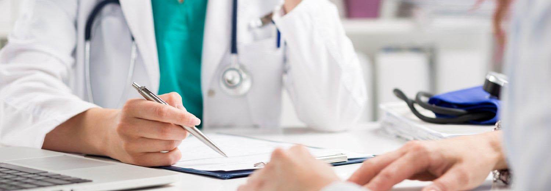Скидка 5% на консультацию любого специалиста для первичных пациентов